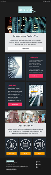 DeskMail Template Style 5