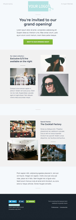 DeskMail Template Style 6